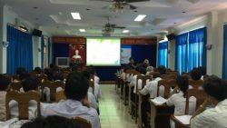 Huấn luyện an toàn, vệ sinh lao động cho cán bộ lãnh đạo, quản lý y tế tại tỉnh Khánh Hòa năm 2016