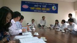 Bộ Y tế kiểm tra việc thực hiện các quy định về đảm bảo chất lượng nước dùng trong ăn uống và sinh hoạt tại tỉnh Bà Rịa – Vũng Tàu