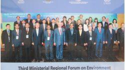 Diễn đàn Khu vực cấp Bộ trưởng lần thứ ba  về Môi trường và Sức khỏe các nước Đông Nam và Tây Á