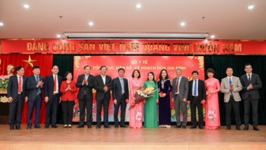 Bộ trưởng Bộ Y tế Nguyễn Thị Kim Tiến chúc Tết các công chức, viên chức, người lao động Ngành Y tế vào ngày đi làm đầu Xuân Kỷ Hợi