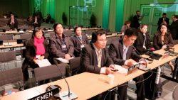 Việt Nam đóng góp tích cực tại Hội nghị biến đổi khí hậu