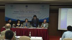 Hội thảo tập huấn quốc gia phòng chống các bệnh bụi phổi