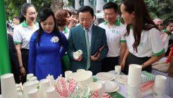 Bộ trưởng Bộ Y tế: Dừng sử dụng sản phẩm nhựa dùng một lần, túi ni lông khó phân hủy ngay từ hôm nay