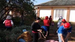 Hiệu quả từ Mô hình Cộng đồng tự quản về vệ sinh, phòng chống tai nạn  tại huyện Đăk Hà