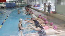 Triển khai công tác phổ cập bơi 2018 tại Hà Nội
