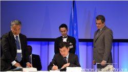 Công ước MINAMATA về Thủy Ngân và tiến trình ký kết,  phê duyệt và thực hiện tại Việt Nam