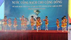 Chương Trình giao lưu nước sạch cho cộng đồng tại xã Hải Dương, huyện Hải Lăng, Tỉnh Quảng Trị