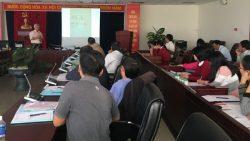 Huấn luyện An toàn, vệ sinh lao động cho cán bộ lãnh đạo, quản lý y tế tại tỉnh Lân Đồng năm 2017