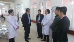 Công tác quản lý chất thải y tế và triển khai Kế hoạch thực hiện cơ sở y tế Xanh-Sạch-Đẹp tại Hà Tĩnh và Nghệ An