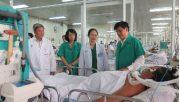 Lãnh đạo Bộ thị sát hoạt động quản lý chất thải y tế và xây dựng bệnh viện xanh – sạch – đẹp tại Tp. Hồ Chí Minh