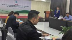 Hội thảo về Quản lý hóa chất, chế phẩm diệt côn trùng, diệt khuẩn dùng trong gia dụng và y tế tại Hà Nội