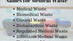 Chất thải y tế là gì, định nghĩa, phân loại, ví dụ và hơn thế nữa