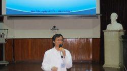 Huấn luyện an toàn, vệ sinh lao động cho cán bộ lãnh đạo, quản lý y tế tại Bệnh viện Hữu nghị Việt Đức