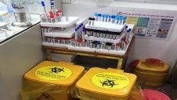 Đoàn công tác của Cục Quản lý môi trường y tế đến kiểm tra tại Bệnh viện Phong – Da liễu Trung ương Quy Hòa