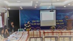 Hội nghị tập huấn nghiệp vụ công tác công đoàn, phổ biến Kế hoạch triển khai cơ sở y tế Xanh-Sạch-Đẹp