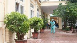 Đoàn công tác của Cục Quản lý môi trường y tế kiểm tra công tác quản lý chất thải y tế và kế hoạch triển khai cơ sở y tế Xanh- Sạch- Đẹp tại tỉnh Nghệ An