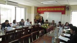 Đoàn Đại biểu Quốc hội thành phố Hà Nội khảo sát công tác xử lý chất thải, nước thải tại các cơ sở y tế