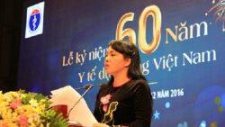 Lễ kỷ niệm 60 năm Y tế dự phòng Việt Nam