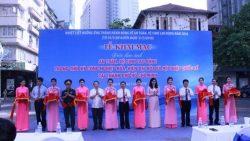 Khai mạc triển lãm ảnh về an toàn, vệ sinh lao động tại Thành phố Hồ Chí Minh
