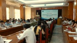 Hội nghị phổ biến văn bản chính sách về Quản lý chất thải y tế