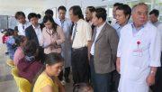 Đoàn công tác Bộ Y tế làm việc tại tỉnh Thừa Thiên-Huế