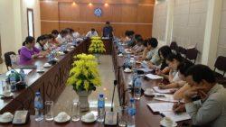 Kiểm tra liên ngành công tác đảm bảo chất lượng nước ăn uống, sinh hoạt trên địa bàn thành phố Hà Nội.