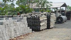 Giảm thiểu ô nhiễm bụi amiăng cho người lao động trong sản xuất và gia công tấm lợp amiăng – xi măng
