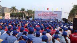 Tuần lễ quốc gia về an toàn vệ sinh lao động, phòng chống cháy nổ lần thứ 17