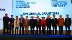 Unilever sơ kết 3 năm thực hiện kế hoạch phát triển bền vững